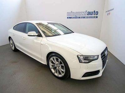 "usata Audi A5 Sportback 2.0 Tdi S-line Xenon 18"""