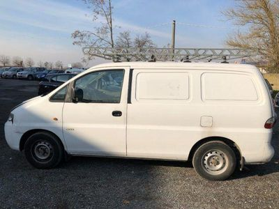 brugt Hyundai H-1 2.5 CRDI PL 3 posti Van Style