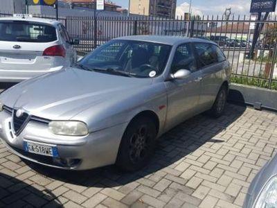 gebraucht Alfa Romeo 156 1.9 JTD cat Sportwagon Progression rif. 11305154