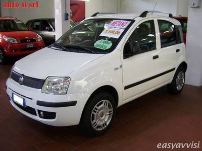 usata Fiat Panda 1.4 Natural Power Classic