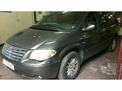 usata Chrysler Grand Voyager 3ª s Voyager 2.8 CRD cat LX Leather Auto