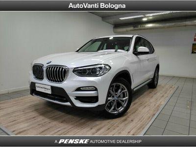 usata BMW X3 xDrive 25d xLine