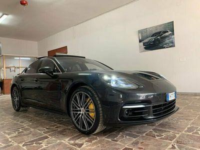 usata Porsche Panamera 4S 421 cv garanzia tetto -2017