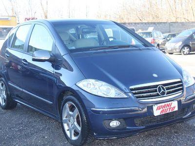 gebraucht Mercedes A200 CDI Elegance