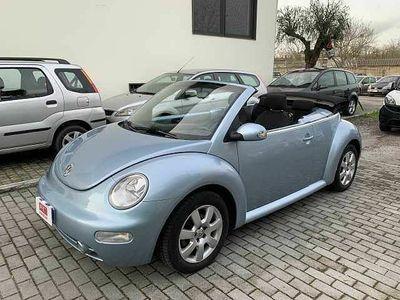 usata VW Beetle NewCabrio 1.6 Cabrio del 2004 usata a Ottaviano