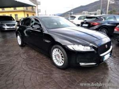 usata Jaguar XF 2.0 D 180 CV aut. Prestige Business Edit