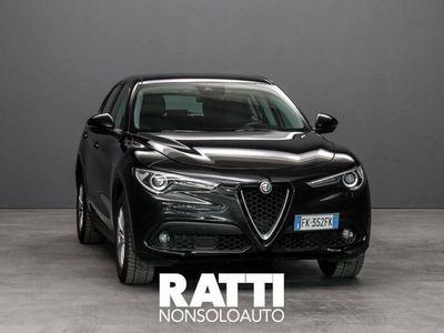usata Alfa Romeo Stelvio 2.2 Turbodiesel 210 CV AT8 Q4 Business