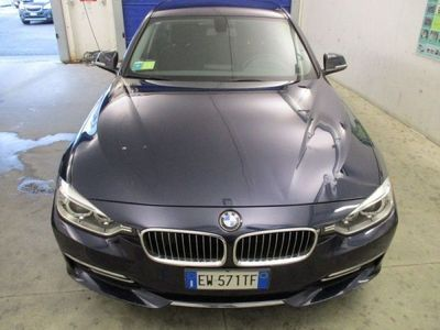 brugt BMW 320 Serie 3 Touring d Luxury Touring