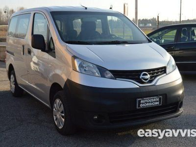 gebraucht Nissan Evalia 1.5 dci 8v 90 cv acenta euro 5b 7 posti diesel