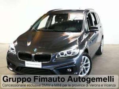 usata BMW 218 Gran Tourer d advantage 7p aut. diesel