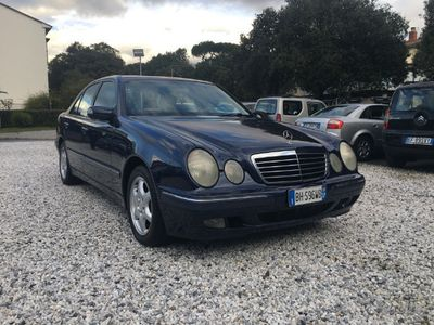 usado Mercedes E320 ClasseCDi Elegance