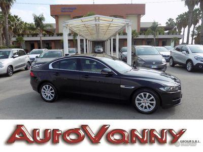 usata Jaguar XE 2.0 D 180 CV aut. Prestige Business Edition (NAVI)