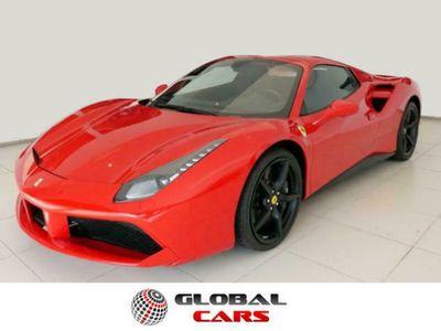 usata Ferrari 488 Spider /Sedili racing/ NOLEGGIO TARGA TEDESCA