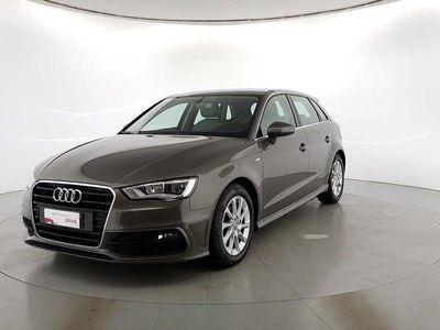 usata Audi A3 Sportback 1.6 TDI Admired