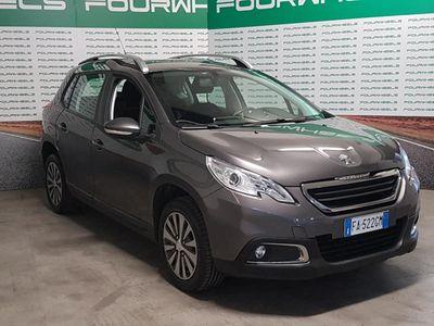 gebraucht Peugeot 2008 1.6 e-HDi 92 CV Stop