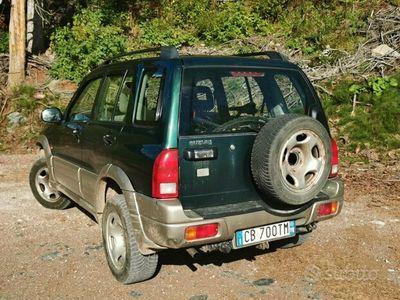 usata Suzuki Grand Vitara - 2002