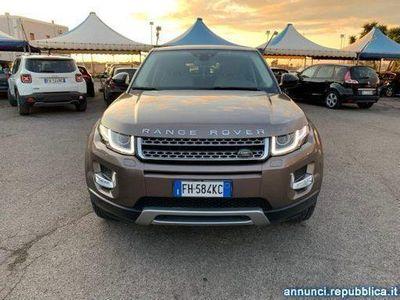 usata Land Rover Range Rover 2.0 TD4 180 CV 5p. Business Edition SE Taranto