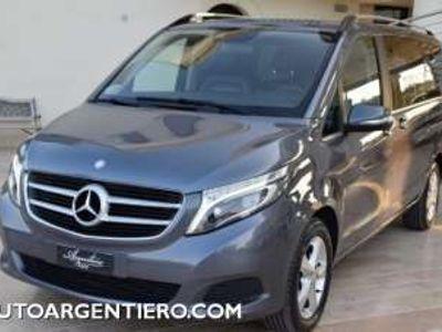usata Mercedes V200 CDI Sport Long solo 18.687 km !!!8posti !!!