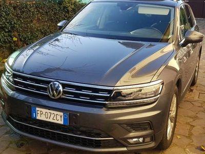 usata VW Tiguan 2.0 TDI SCR DSG Advanced BlueMoti