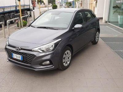usata Hyundai i20 i20 2ª serie1.2 5 porte Econext Advanced Berlina [KM0]
