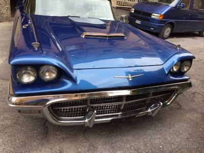 used Ford Thunderbird anni 60
