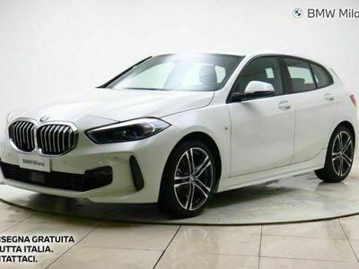 usata BMW 118 Serie 1 d 5p. Msport del 2020 usata a Milano