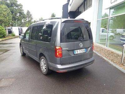 brugt VW Caddy 1.4 TGI Plus Maxi