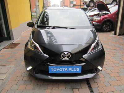 usata Toyota Aygo 1.0 VVT-i 69 CV 5 porte x-cite