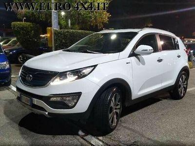 usata Kia Sportage 2.0 CRDI VGT automatica AWD km 70.000