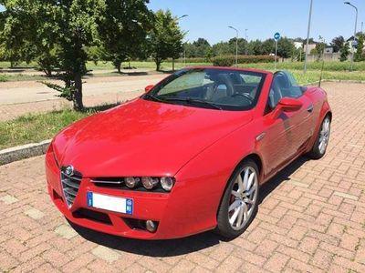usata Alfa Romeo Spider 3.2 JTS V6 24V Q4 Q-Tronic Exclusive
