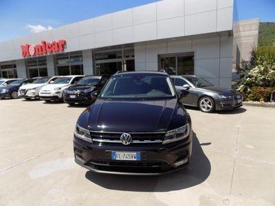 brugt VW Tiguan 2.0 TDI SCR DSG Business BlueMoti