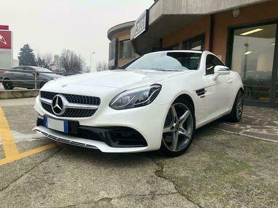 usata Mercedes 200 SLCAMG line