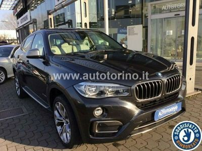 brugt BMW X6 xdrive30d Extravagance 258cv auto
