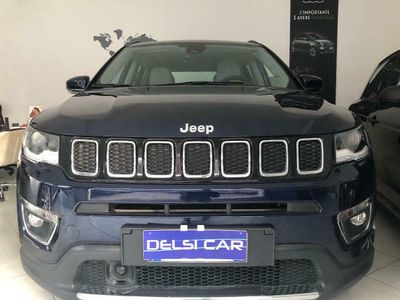 used Jeep Compass 2.0 Multijet automatico 4WD Limited 140CV