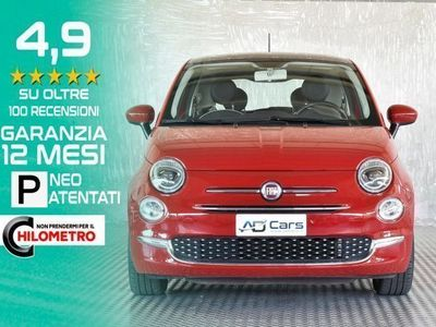 used Fiat 500 1.2 Lounge