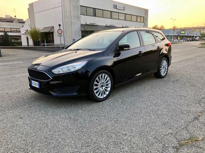 second-hand Ford Focus 1.5 diesel new model