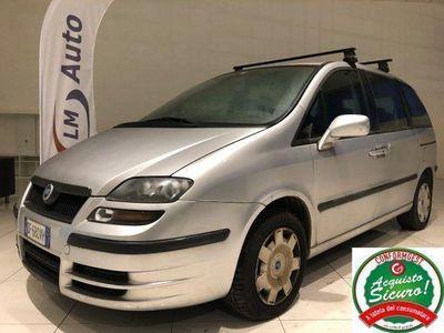 usado Fiat Ulysse 2.0 MJT 136 CV Active