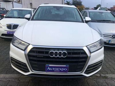 usata Audi Q5 40 TDI quattro Stronic BusinessNAZIONALE NO IMPORT