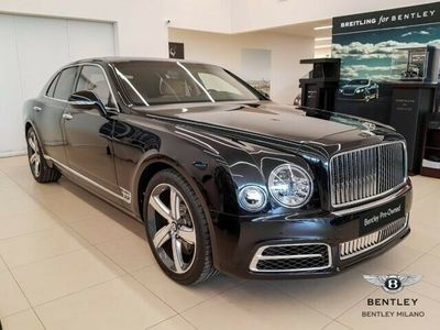 usata Bentley Mulsanne MulsanneSpeed- Milano -List price 360.000