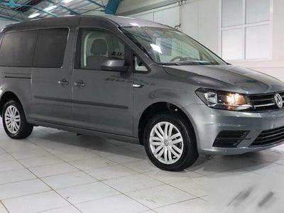 usata VW Caddy Maxi Trendline 7-sitzer Klima