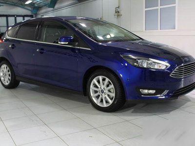 usado Ford Focus Titanium Navi