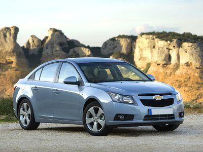 usata Chevrolet Cruze Cruze1.6 4 porte LS