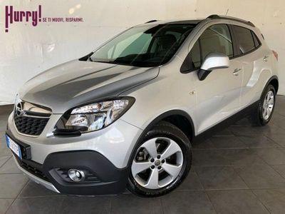 gebraucht Opel Mokka 1.6 CDTI Ecotec 136CV 4x2 Start&Stop Ego