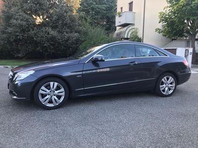 usata Mercedes E350 CDI Coupé BlueEFFICIENCY Avantgard