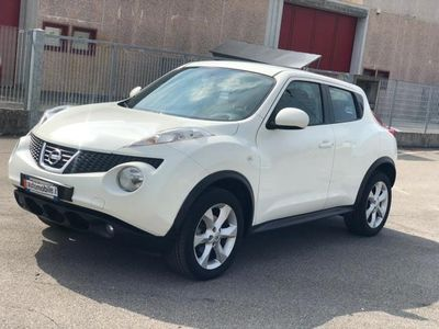 usata Nissan Juke 1.5 dCi Acenta 12 mesi di garansia