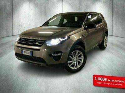 usata Land Rover Discovery Sport 2.2 td4 SE awd 150cv auto