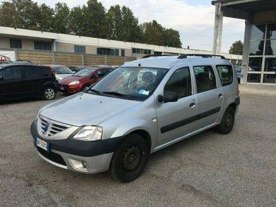 used Dacia Logan MCV Logan MCV 1.5 dCi 85CV 7 posti Ambiance1.5 dCi 85CV 7 posti Ambiance