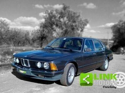 usata BMW 728 Serie 7 i E23 del 1981,Versione rara, Motore 3500 turbo della B