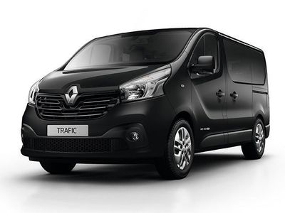 gebraucht Renault Trafic T29 1.6 dCi 125CV S&S PC-TN-DC Furgone Ice
