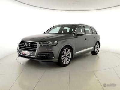usata Audi SQ7 4.0 V8 tdi Business Plus quattro 7p.ti ti